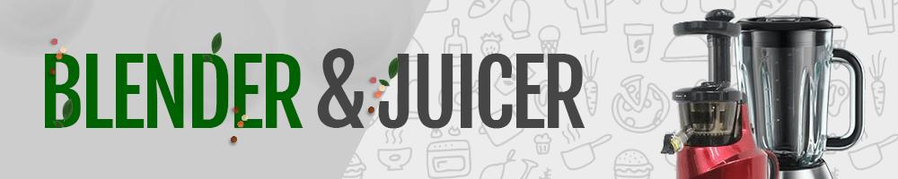 Blender dan Juicer