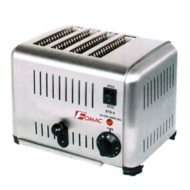 Jual Mesin Pemanggang Roti FOMAC BTT-DS4
