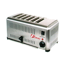 Jual Mesin Pemanggang Roti FOMAC BTT DS6