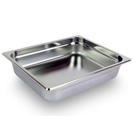 Jual Food Pan Stainless Steel MUTU 1/2 15CM PAN-12150