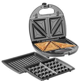 Jual Mesin Pembuat Sandwich dan Waffle Panggang RUSSELL HOBBS 22570-56