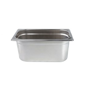 Jual Food Pan Stainless Steel MUTU 1/3 15CM PAN 13150