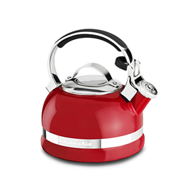 Jual Teko Bunyi Porcelain KITCHENAID 1.9Liter Empire Red