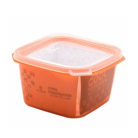 Jual Kotak Makan CLARIS 2728-Orange