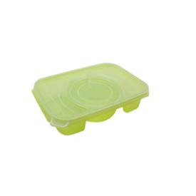 Jual Kotak Makan CLARIS TG2703-Green