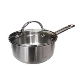 Jual Panci Sauce Pan FINCOOK Stainless Steel SP1805SSGL 18cm