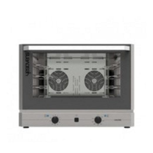 Jual Convection Oven GETRA Essential 6040 4T M