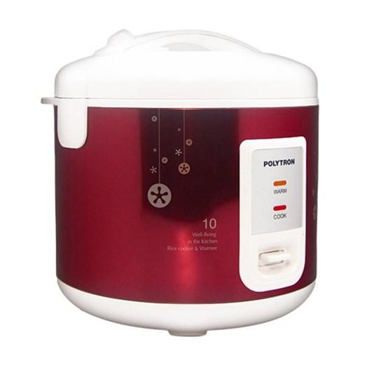 Jual Rice Cooker POLYTRON PRC-1808 1,8 Liter - Merah