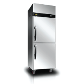 Jual Kulkas Chiller Upright Stainless Steel THE COOL CA 680 L2-T