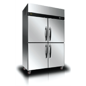 Jual Kulkas Upright Chiller Stainless Steel THE COOL CA 1200 L4-T