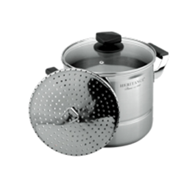 Jual Panci Stockpot with Steamer BIMA BP120324 24cm