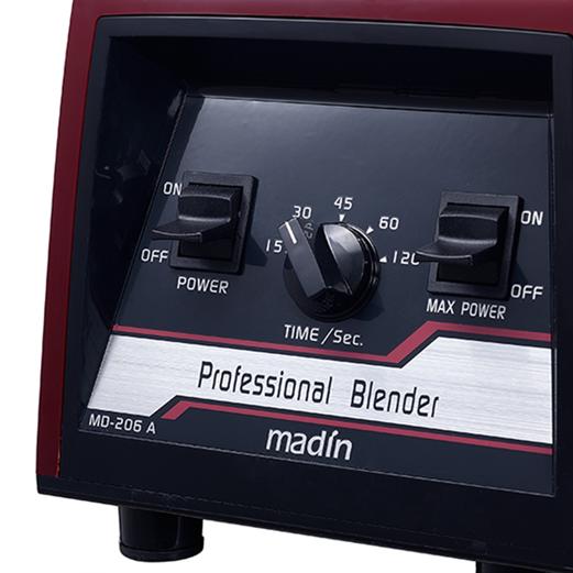 Smootie Blender MADIN MD 206 A
