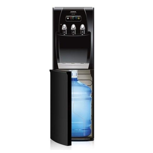 Jual Dispenser SANKEN HWD-C 500 E Dispenser Air Galon Bawah - Hitam