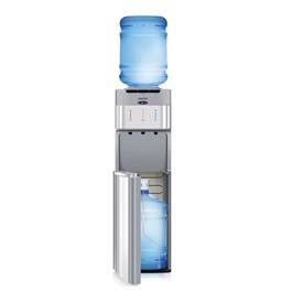Jual Dispenser SANKEN HWD-Z95 Dispenser Air Duo Galon - Silver