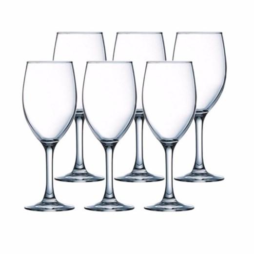 Jual Gelas LUMINARC Raindrop Stemmed Glass - 35cl (H-5702) - 12pcs