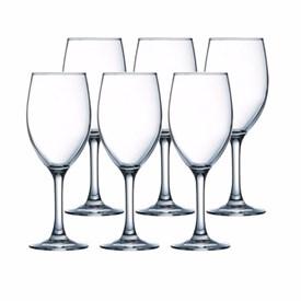 Jual Gelas LUMINARC Raindrop Stemmed Glass - 35cl (H-5702) - 6pcs