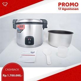 Jual Electric Rice Cooker WISE CFXB138-195XG-A