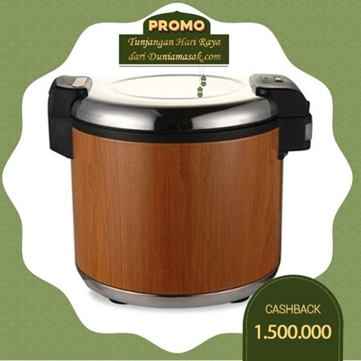 Electric Rice Warmer WISE XBG200-10G-220-A