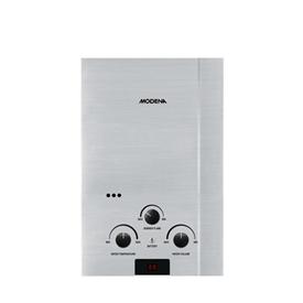 Jual Gas Water Heater MODENA RAPIDO INOX GI 6 S