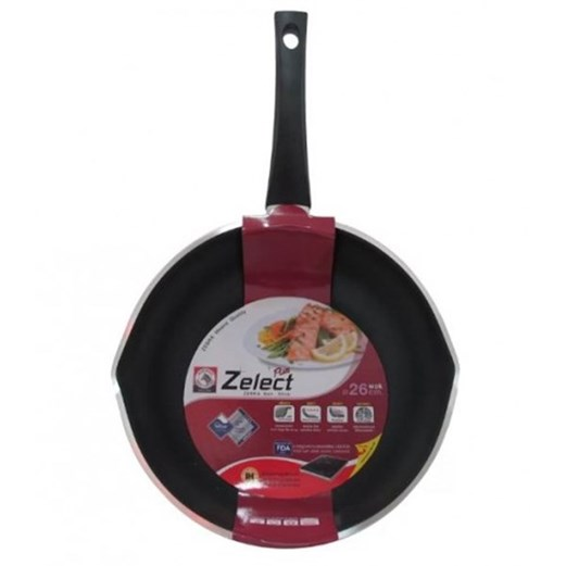 Jual Penggorengan Fry Pan Non Stick Wok ZEBRA Zelect IH 174558 28cm