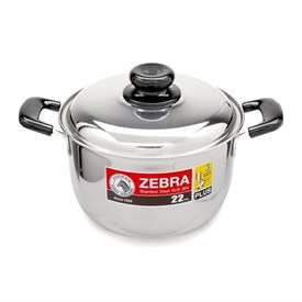 Jual Panci Sauce Pot ZEBRA Wisdom Plus 162033 22cm