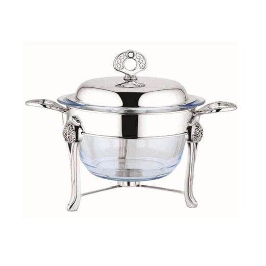 Jual Pemanas Makanan Chafing Dish SIGNORA Round 4 Liter