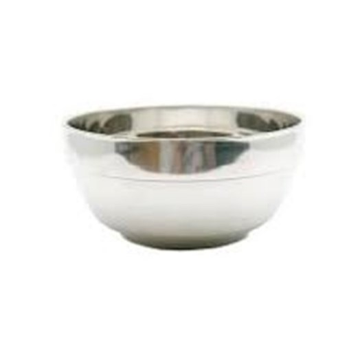 Jual Mangkuk Stainless 2 Lapis Emas Putih HANSEN 16cm BJW16