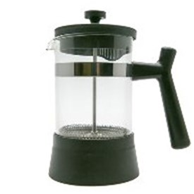 Jual French Press Plunger Hitam HANSEN 600ml FPKH600