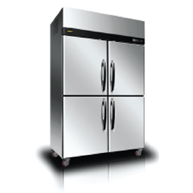 Jual Kulkas Upright Freezer Stainless Steel THE COOL FA 1200 L4-T
