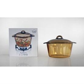 Jual Panci LUMINARC Vitro Blooming Amber (H-6891) 3 liter