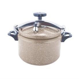 Jual Panci Presto Cooker BOLDE 7Liter Granite Beige