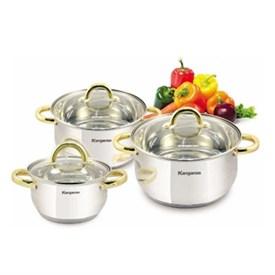 Jual Panci Sauce Pot KANGAROO Cookware Set KG 864