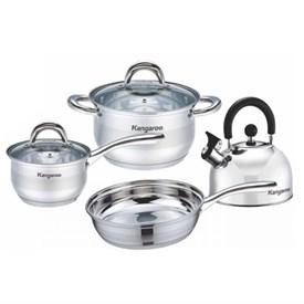 Jual Panci Sauce Pot KANGAROO Cookware Set KG 998