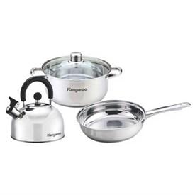 Jual Panci Sauce Pot KANGAROO Cookware Set KG 996