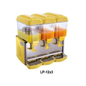Jual Juice Dispenser GEA LP-12x3 Kuning