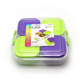 Jual Kotak Makan ARNISS New Cassa LB 0310