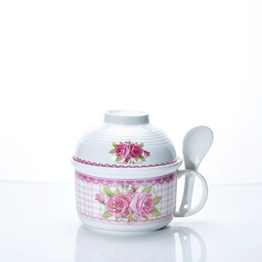 Mangkuk Mug CAPODIMONTE
