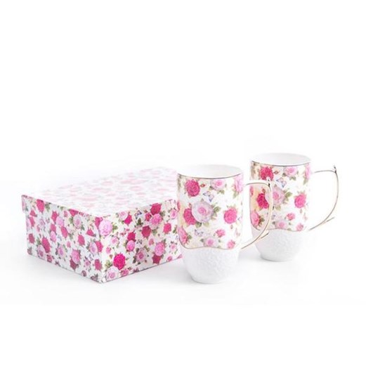 Mug CAPODIMONTE Shaby Chic Set 2pcs