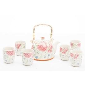 Jual Tea Set Jepang CAPODIMONTE ABG6