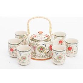 Jual Tea Set Jepang CAPODIMONTE ABCF6