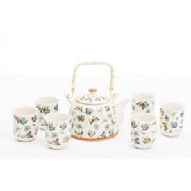 Jual Tea Set Jepang CAPODIMONTE ABR6