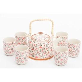 Jual Tea Set Jepang CAPODIMONTE ABRL6