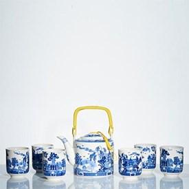 Jual Tea Set Jepang CAPODIMONTE AB04