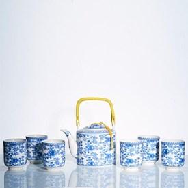 Jual Tea Set Jepang CAPODIMONTE AB06