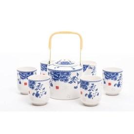 Jual Tea Set Jepang CAPODIMONTE AB03