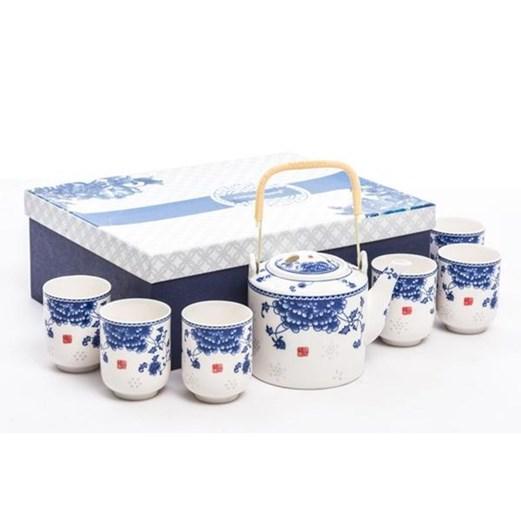 Tea Set Jepang CAPODIMONTE AB03