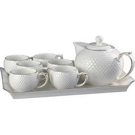 Jual Tea Set Golf CAPODIMONTE CPLSHX04