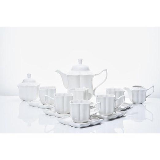 Jual Tea Set Keramik Polos CAPODIMONTE CP HH0011121314