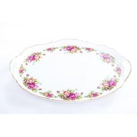 Jual Nampan CAPODIMONTE Motif Rose Garden