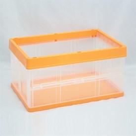 Jual Wadah Penyimpanan Serbaguna VICTORY Folding Medium Orange
